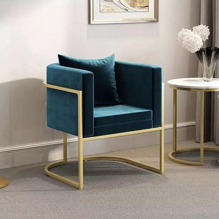 Бархатное королевское кресло, фото 2
