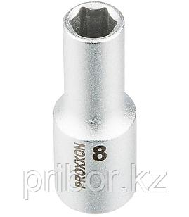 """23532 Proxxon Удлиненная головка на 3/8"""", 8 мм"""