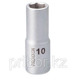 """23536 Proxxon Удлиненная головка на 3/8"""", 10 мм"""