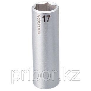 """23546 Proxxon Удлиненная головка на 3/8"""", 17 мм"""