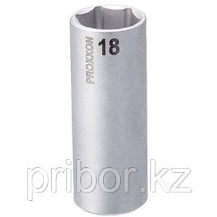 """23548 Proxxon Удлиненная головка на 3/8"""", 18 мм"""
