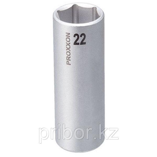 """23545 Proxxon Удлиненная головка на 3/8"""", 22 мм"""