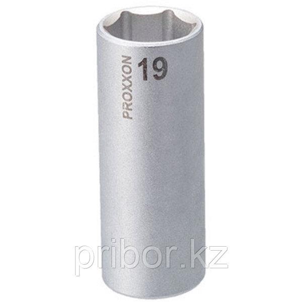 """23549 Proxxon Удлиненная головка на 3/8"""", 19 мм"""