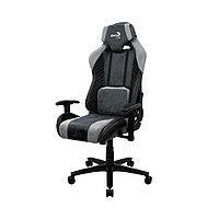 Игровое компьютерное кресло Aerocool BARON Steel Blue