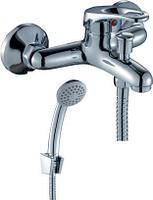 Смеситель Rossinka Silvermix B35-31 для ванны с коротким изливом