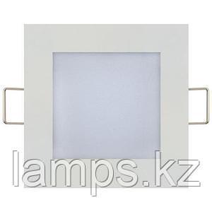 LED панель светодиодная квадратная 146x146 SLIM/Sq-9 9W 4200K, фото 2