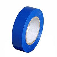 Изолента ПВХ, 15 мм х 10 м, синяя