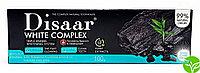 Зубная паста Disaar® WHITE COMPLEX с углем