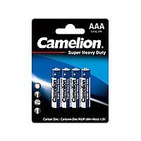 Батарейка, CAMELION, FR03-BP2, Lithium P7,  AAA, 1.5V, 1250 mAh, 2 шт. Блистере