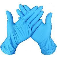 Перчатки чистый Нитрил 100%