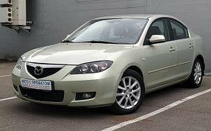 Mazda 3 (BK 32) 2008г.