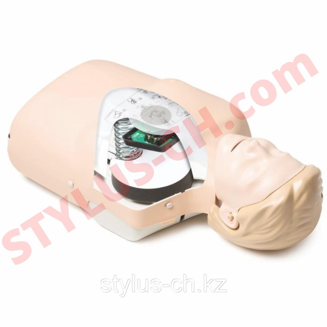 Манекен для проведения сердечно- легочной реанимации (взрослый)