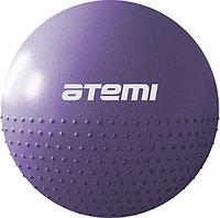 Мяч гимнастический полумассажный Atemi, AGB0575 антивзрыв, 75 см