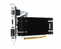 Видеокарта MSI GeForce GT 730, 2GB DDR3 64-bit 1xVGA 1xDVI 1xHDMI N730K-2GD3H/LP