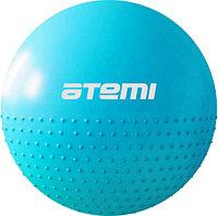 Мяч гимнастический полумассажный Atemi, AGB0565 антивзрыв, 65 см