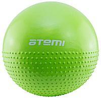 Мяч гимнастический полумассажный Atemi, AGB0555 антивзрыв, 55 см