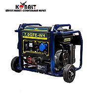 Бензиновый генератор Mateus 7,0GFE-WH (7кВт) MS01109