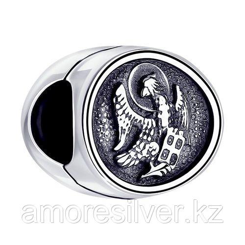 Подвеска-шарм DIAMANT ( SOKOLOV ) серебро с позолотой 95-130-01122-1