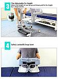 Кресло для инвалидов, модель: AHC-ZM040, многофункциональное. Удобно для перевозки в санитарный узел., фото 4