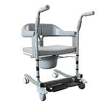 Кресло для инвалидов, модель: AHC-ZM040, многофункциональное. Удобно для перевозки в санитарный узел.