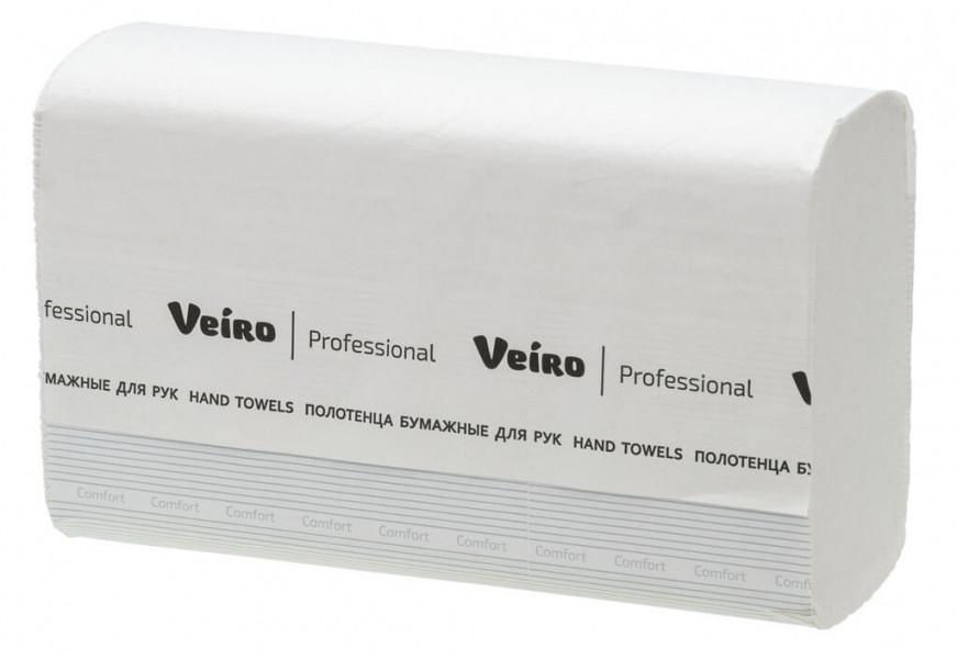 KZ202 Veiro Comfort бумажные полотенца в пачках производства Veiro Professional