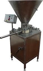 Шприц вакуумный (колбасный, роторный) ИПКС-047М(Н), произв. 800 кг/ч