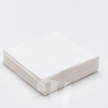 Салфетка Cotto (сетка текстура) Белый 20x20 см (45 г/м2) 100 шт/упаковка