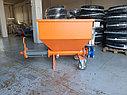 Винтовой растворонасос с бункером 500 л. EUROMIX 400.5.500, фото 3
