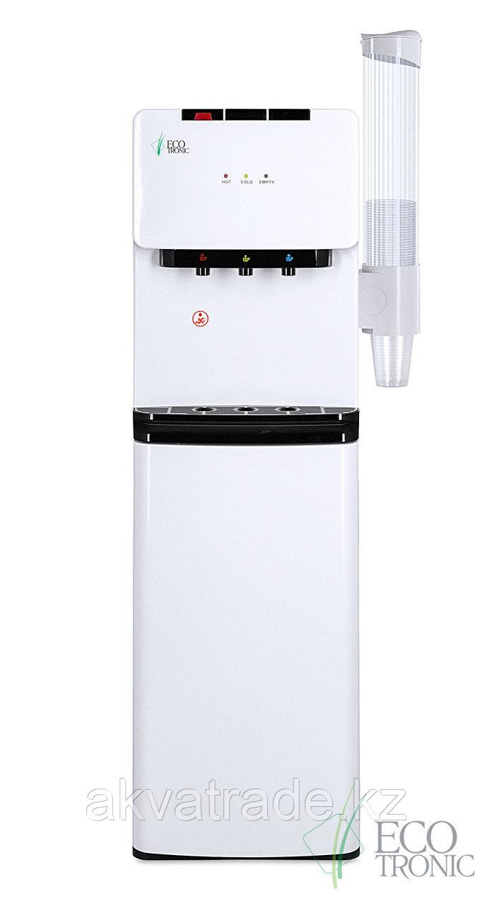 Диспенсер Ecotronic K41-LX white+black