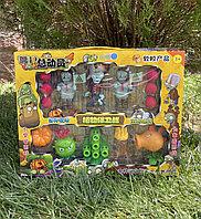 Набор игрушек Зомби против растений