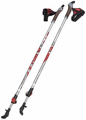Палки телескопические для скандинавской ходьбы STC WALKER, 1000-1350