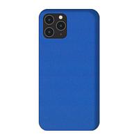 Текстурные скины для защиты корпуса телефона Devia blue-mate