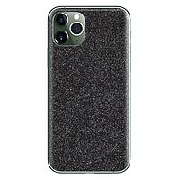 Текстурные скины для защиты корпуса телефона Devia black-brillo