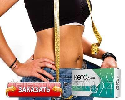 Капсулы для похудения Кетоформ (Ketoform)