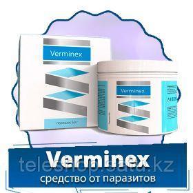 Средство от глистов и паразитов Verminex (Верминекс)