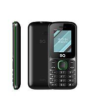 Мобильный телефон BQ-1848 Step+ black+green /  BQ-1848 Step+ black+green