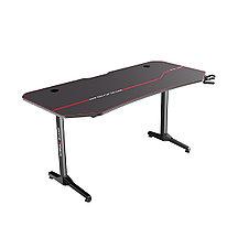 Компьютерный стол, DX Racer, LT/007/N-4, Поверхность - P2PB карбоновое волокно, Материал - P2PB +пластик ABS +