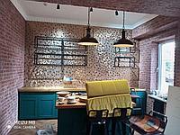 Каркасные конструкции для интерьера в стиле лофт, каркас для столешниц.