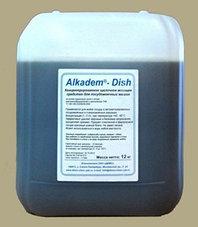 Моющие и ополаскивающие средства для посудомоечных машин