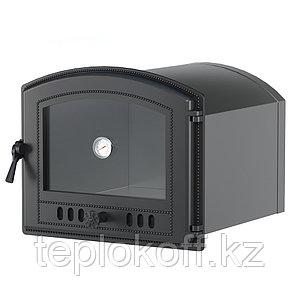 Духовой шкаф ВЕЗУВИЙ 224 с термометром (Антрацит)