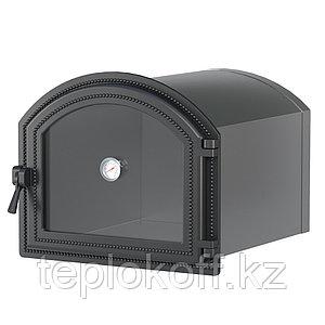Духовой шкаф ВЕЗУВИЙ 217 с термометром (Антрацит)