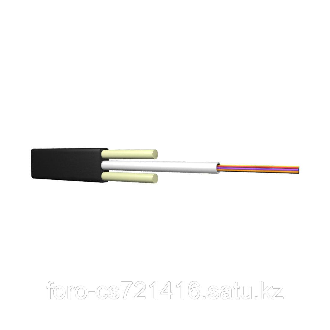 Кабель оптоволоконный ИК/Д2-Т-А1-1.1 кН (плоский)