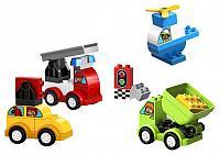 LEGO: Мои первые машинки DUPLO 10886