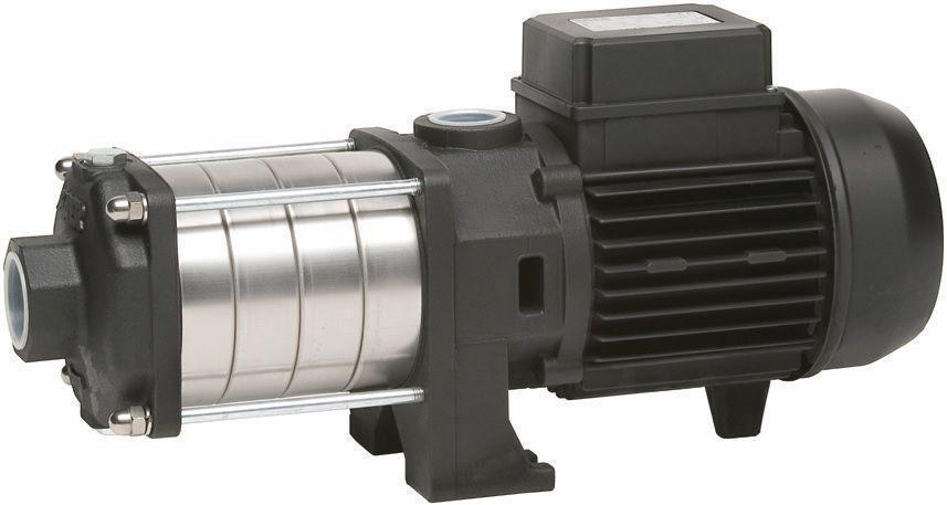Горизонтальный многоступенчатый насосный агрегат SAER OP 40/4, 400В