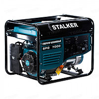 Генератор бензиновый STALKER SPG 7000, фото 1