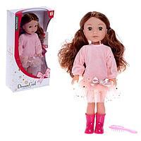 Кукла классическая «Полина» в платье