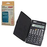 Калькулятор инженерный 10-разрядный STAFFSTF-245, 10 разрядов, 120х70 мм