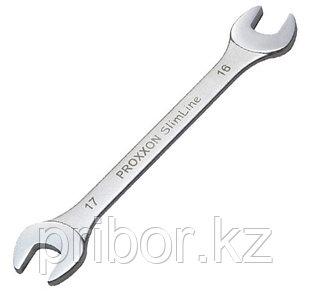 23842 Proxxon Рожковый гаечный ключ 16 x 17 мм