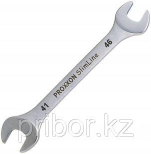 23866 Proxxon Рожковый гаечный ключ 41 x 46 мм