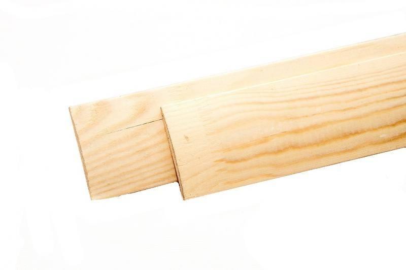 Наличник сосна пряник (срощ) 10*70*2200 сорт Экстра